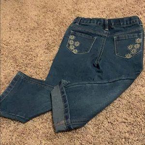 "Cherokee girls size 3T like ""NEW"" jeans"